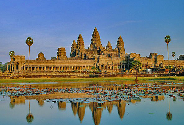 The Angkor Retreat Packages